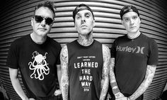 Blink-182 To Record New Material With Matt Skiba - News - Rock Sound Magazine