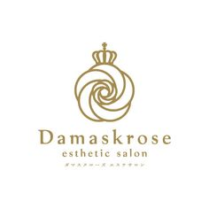 syakeさんの提案 - 「ダマスクローズ エステサロン」のロゴ作成(商標登録予定なし) | クラウドソーシング「ランサーズ」
