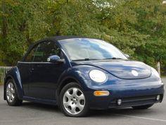 2003 Volkswagen Beetle GLS 1.8T - $3,900