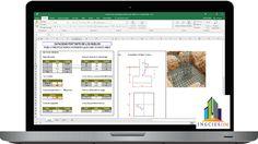 Plantilla Para Capacidad Portante del Suelo Para Cimentaciones Superficiales en Excel