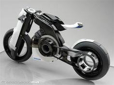 Honda Oree Electric Motorcycle : Concept Cars | Drive Away 2Day