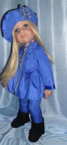 Моя новиночка для Gotzиков.... / Куклы Gotz - коллекционные и игровые Готц / Бэйбики. Куклы фото. Одежда для кукол