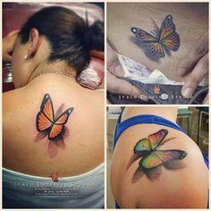 Butterfly tattoos #butterfly #tattoos