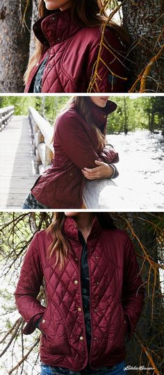 The Year Round Field Jacket - Light enough for spring and summer, yet warm enough to take you comfortably into the field in winter.