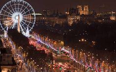 AIR FRANCE y KLM proponen destinos fascinantes para celebrar un Fin de Año diferente