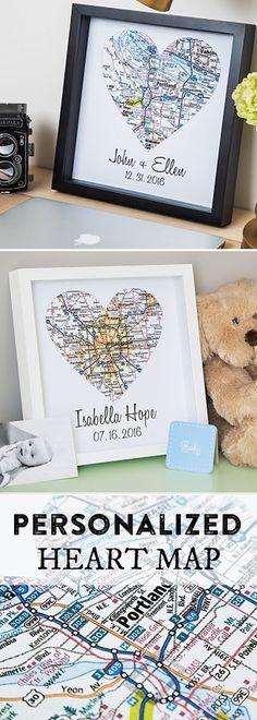 DIY Home Decor: Custom Map Art by Define Design 11