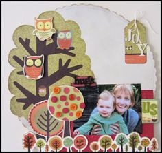 Picture Woods, Card Ideas, Card Making, Scrapbooking, Paper Crafts, Layout, Kids Rugs, Children, Frame