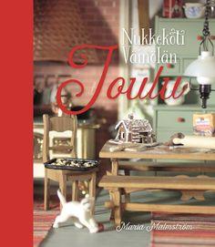 Nukkekoti Väinölä : Kirja: Nukkekoti Väinölän Joulu