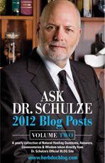 Dr. Schulze's 10 Commandments : Dr. Richard Schulze BLOG