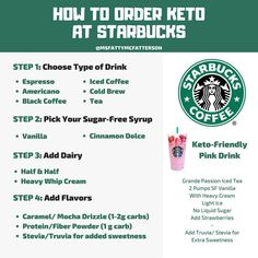 Keto Diet - Hi all! I need your help! For Starbucks I have heard that all sugar-free syrups and their Stevia has Mal. Keto Diet - Hi all! I need your help! For Starbucks I have heard that all sugar-free syrups and their Stevia has Mal. Low Carb Starbucks Drinks, Starbucks Recipes, Starbucks Calories, Low Carb Drinks, Diet Plan Menu, Keto Diet Plan, Keto Meal, Atkins Diet, Vegetarian Recipes