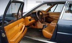Maserati quattroporte III Interior