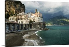 Italy, Campania, Peninsula of Sorrento, Amalfi Coast, Salerno district