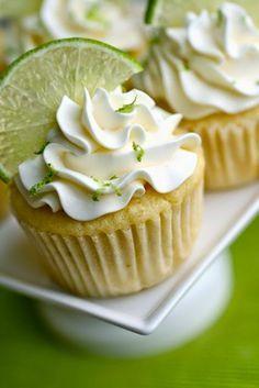 Margarita Cupcakes #recipe