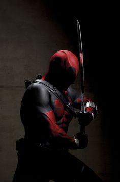 #Deadpool #Fan #Art. (Movie Style Deadpool) By: Liquid-Venom. (THE * 5 * STÅR * ÅWARD * OF: * AW YEAH, IT'S MAJOR ÅWESOMENESS!!!™) ÅÅÅ+ 5. 2.