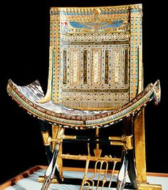 ancient Egyptian chair