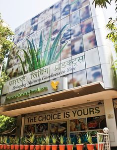 Forever Living Products Indian Head Office at Mumbai