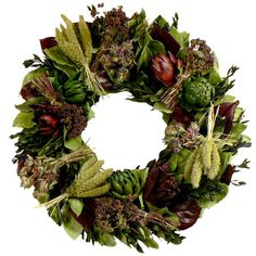 I pinned this Preserved Culinary Delight Wreath from the Artful Accents event at Joss and Main!
