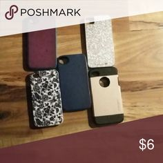 IPhone 4 Cases 5 different looks all 4 an iPhone 4 Accessories Phone Cases