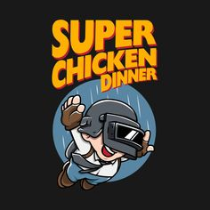 Check out this awesome 'Super+Chicken+Dinner' design on - Pubg Pic Wallpaper Downloads, Mobile Wallpaper, Iphone Wallpaper, Imagenes Free, Tmnt Girls, Battle Royale, Games Images, Gaming Wallpapers, Picture Collection