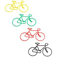 Bicycle Paper Clips
