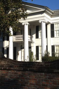 The Magnolias, Owned by  South Carolinian Colonel Mobley, was a frequent stop for General Forrest during the Civil War. Gainesville, AL