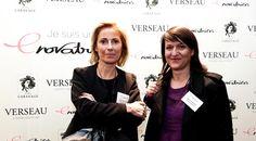 Anne Guivarc'h, Directrice Associée de BETC Digital et Agnès Vissous, Digital Experience & Performance Director