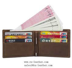 BAIGIO Mens Wallet Genuine Leather RFID Blocking Bifold Large Capacity Slim Front Pocket ID Window Credit Card Holder with 15 Card Slots