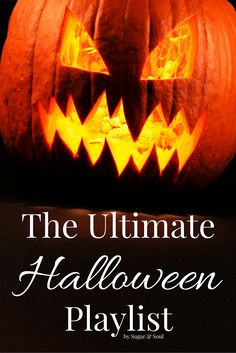 This is Ultimate Halloween Party Music Playlist for your party! A fun and eclectic mix of 30 songs from Stevie Wonder to The Black Keys to TLC. Halloween Party Songs, Halloween Playlist, Halloween Music, Holidays Halloween, Scary Halloween, Halloween Themes, Halloween Crafts, Halloween 2020, Halloween Festival