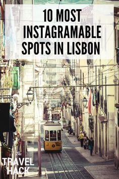 10 most Instagramable spots in Lisbon