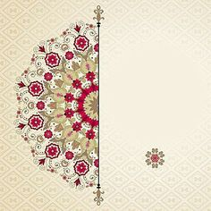 Floral Design Flower Pattern Background - Welcome to our website, We hope you are satisfied with the content we offer. Poster Background Design, Art Background, Background Patterns, Islamic Art Pattern, Pattern Art, Mandala Design, Mandala Art, Motifs Islamiques, Motif Arabesque