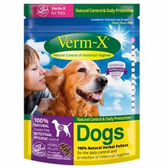 Verm-X Pellets feed for your dogs. Our formulation is designed to be mixed whole, or crushed into a daily feed functioning as a continual intestinal hygiene control. Dog Dental Chews, Dog Chews, Cow Ears, Dog Control, Dog Antlers, Natural Dog Treats, Pet Health, Large Dogs, Bio