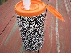 Simply Homemade: Simply DIY Grocery Bag Dispenser