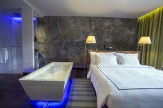 Hotel Monochrome Khao lak in Thailand. Stylish relaxing stay.
