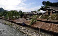 Ninoy Sailendra: Bukit Lawang is a popular tourist destination for its laidback riverside lifestyle, jungle treks in the Gunung Leuser National Park, and its world-famous orangutan rehabilitation centre.