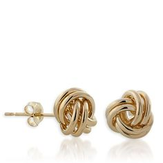 These 14K Knot Earrings from Ben Bridge Jeweler would be great to take on a cruise this summer! Look for them at www.benbridge.com