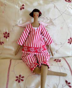 Tilda Bedtime Angels - Part 2 of 2