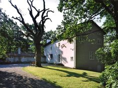 The Snellman House, Djursholm, (1918) - Erik Gunnar Asplund
