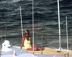 Princess Diana 1997 (she looks fed up)