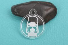 10 CAMP LANTERN Charm Pendants Camping Charms Camp by SmartParts