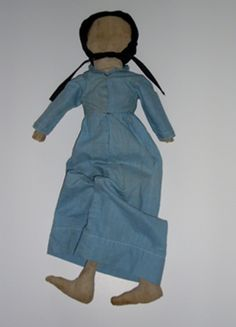 Early Amish Doll