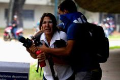 Trabajo periodístico en Venezuela se ve obstaculizado por cuerpos de seguridad