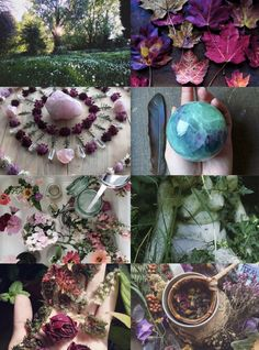 ~ Nature Witch Aesthetic ~