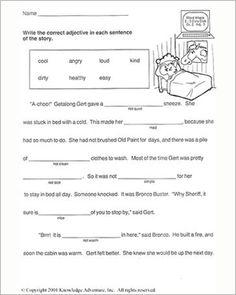 2nd Grade Reading Worksheets | worksheet 2 worksheet 3 worksheet 4 ...