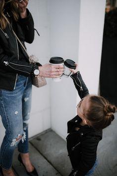 Mother Daughter Photos, Mother Daughter Fashion, Future Daughter, Mother Daughters, Mommy And Me Outfits, Kids Outfits, Baby Girl Fashion, Kids Fashion, Flipagram Instagram
