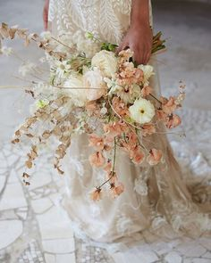 Seychelles couture wedding dress by Claire Pettibone