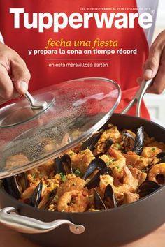 October record breaker 2017 brochure sp NO TE LOS PUEDES PERDER. MariaJuanaGarcia.my.tupperware.com