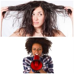 """I Don't Like My Natural Hair Texture. So What?!"" 