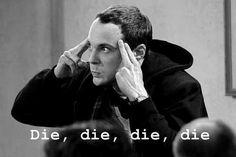 Sheldon Cooper The Big Bang Theory Quote
