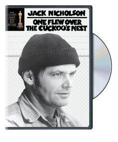 One Flew Over The Cuckoo's Nest, 1976 Golden Globe Awards Best Actor in a Motion Picture - Drama winner, Jack Nicholson #GoldenGlobes #GoodMovies #Movies