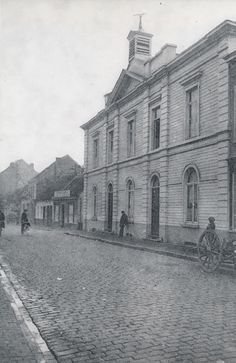 Ninove. Geraadsbergse straat.